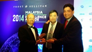 2014 FROST & SULLIVAN MALAYSIA EXCELLENCE AWARDS2