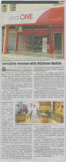 Lucrative revenue with REDtone Mobile