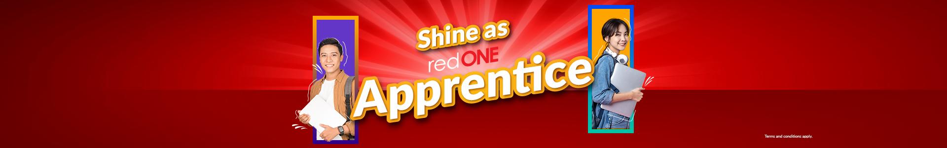 redONE Apprentice
