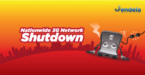 To avoid disruptions, upgrade to a 4G device from redMALL at the lowest monthly instalment!