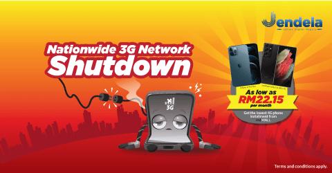 3g Shutdown,