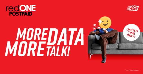 More Data More Talk!, Get more data and unlimited calls with the Amazing38 & Amazing68 plans.