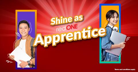 redONE Apprentice,