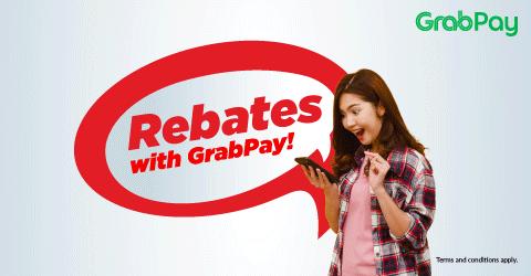 Get exclusive GrabPay rebates with redONE