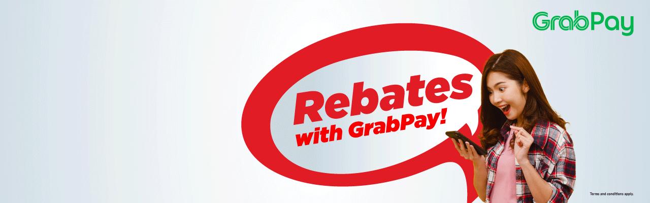 Enjoy FREE Rebates!,