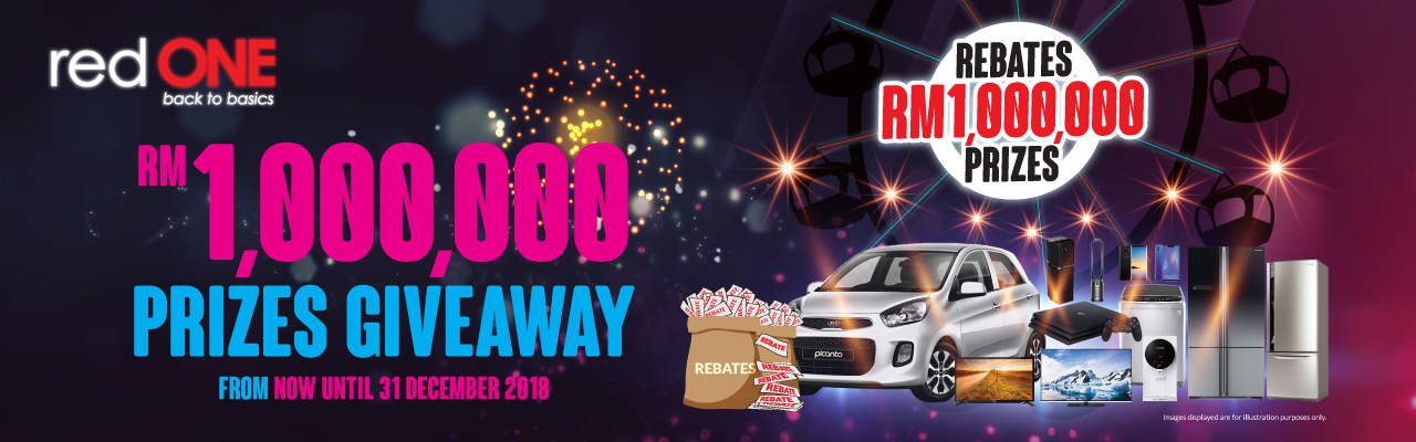 Stand a chance to win a KIA Picanto or other attractive prizes!