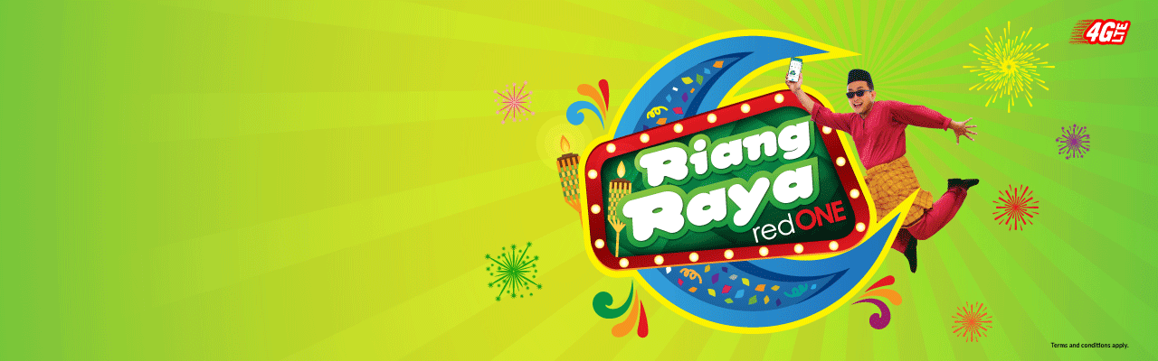 Excite your Raya with up to RM30,000 to be won!,
