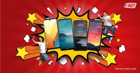 FREE smartphone for only RM38 a month!