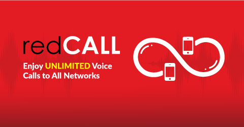 Enjoy Unlimited Voice Calls to All Networks